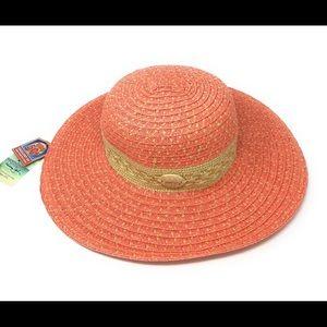 443c1472cbf Panama Jack Accessories - Panama Jack s Women s Paper Braid Round Crown Hat